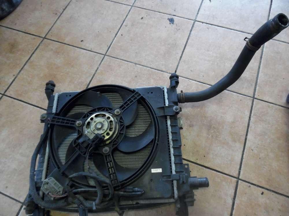 Ford Ka Motorlüfter Kühlerlüfter Lüfter mit wasserkühler 97KB-8C607-BJ