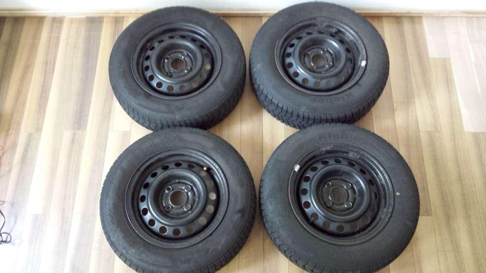 Winterreifen Stahlfelgen für Seat Ibiza 6K KBA 43814   175/70 R13 79T   5.5Jx13H2  ET:38