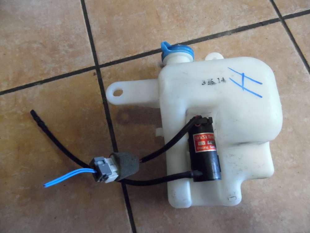 KIA Carnival Bj:2005 Wischwasserbehälter mit Waschwasserpumpe Pumpe Hinten