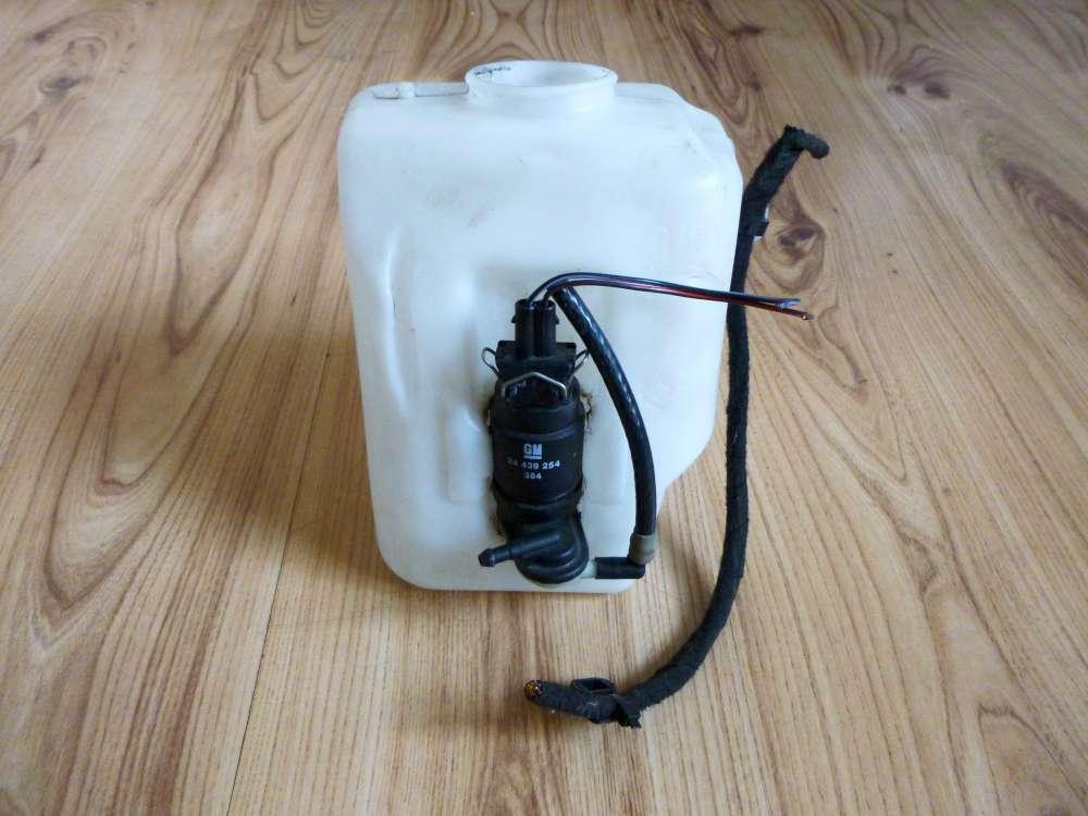 Opel Corsa C Bj.2002 Wischwasserbehälter mit Pumpe 24 439 254 384