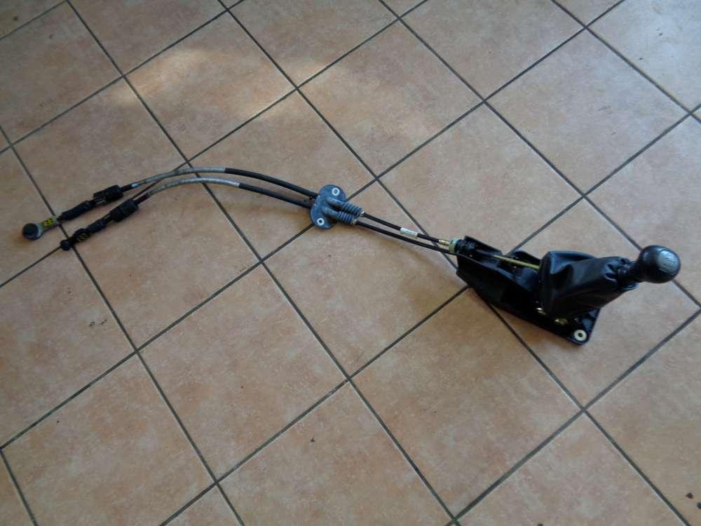 Ford Focus 1,8 Schaltgestänge Schaltseil Schaltknauf Schaltkulisse 2S4R7K387HA