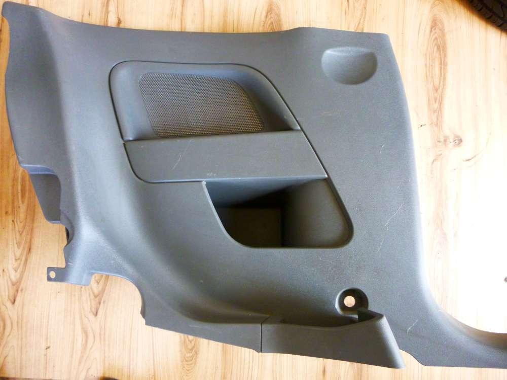 Ford Fiesta V 3-Türer Innenverkleidung Abdeckung Hinten Links 2S51-B31013