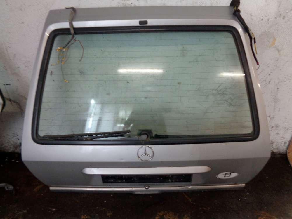 Mercedes Benz W124 Kombi E 5Türer Heckklappe Silber