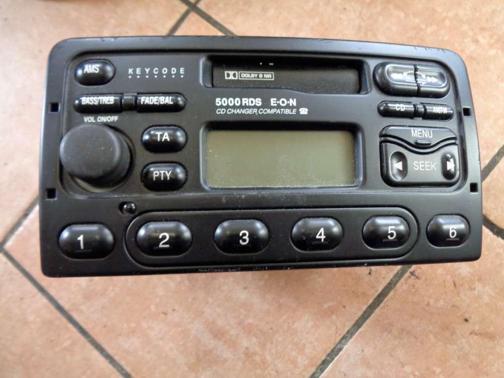Ford Focus Radio YS4F-18K76BC Codenummer 6133