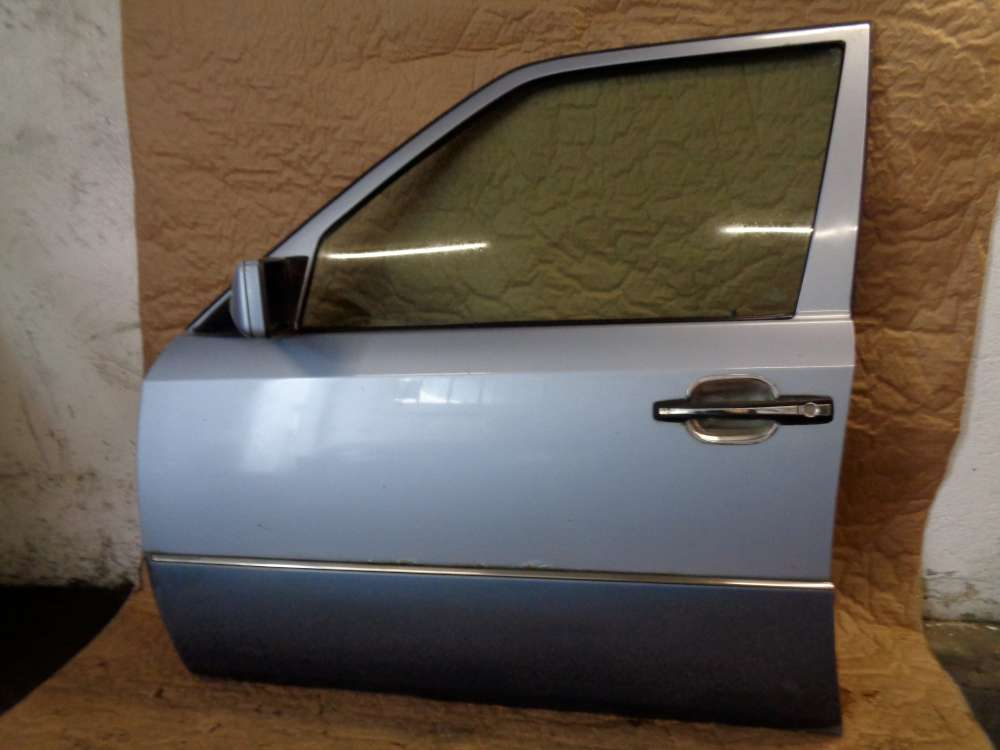 Mercedes Limousine W124 von:1991-bis:2002 Tür Vorne Links Hellblau