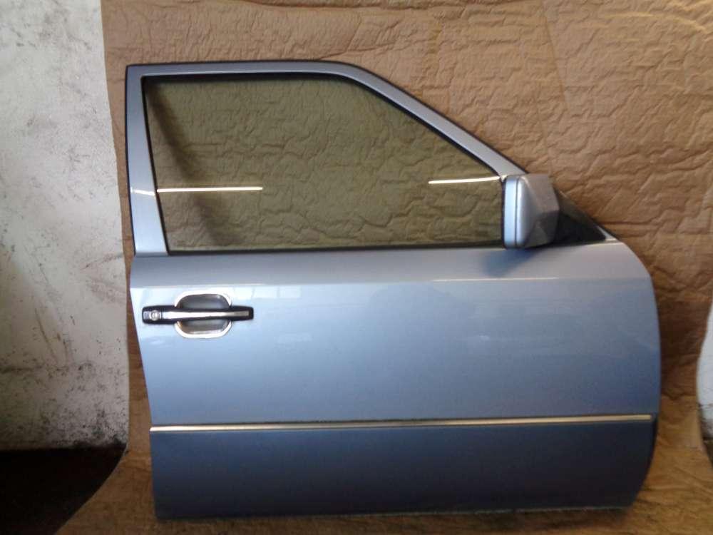 Mercedes Limousine 4 Türer W124 von:1991-bis:2002 Tür Vorne Rechts Hellblau