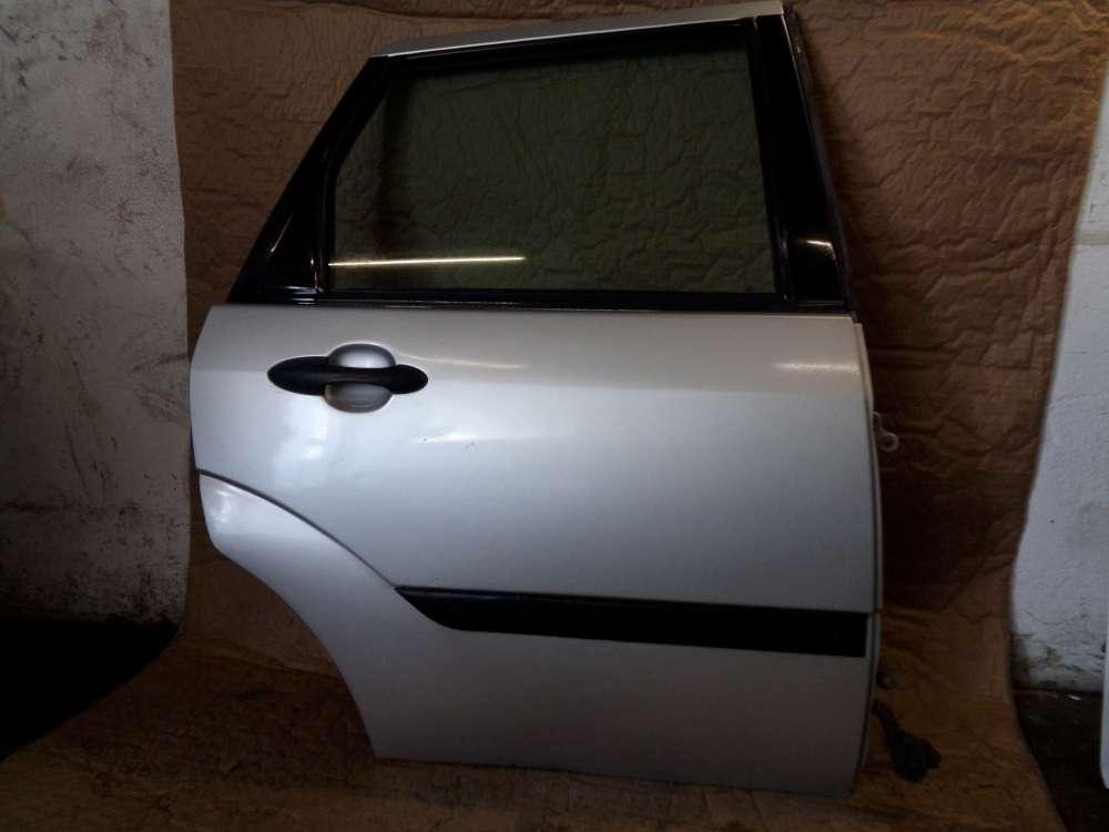 Ford Focus Kombi Bj:99 Tür Hinten Rechts Farbcode 08 Prolar Silber metellic