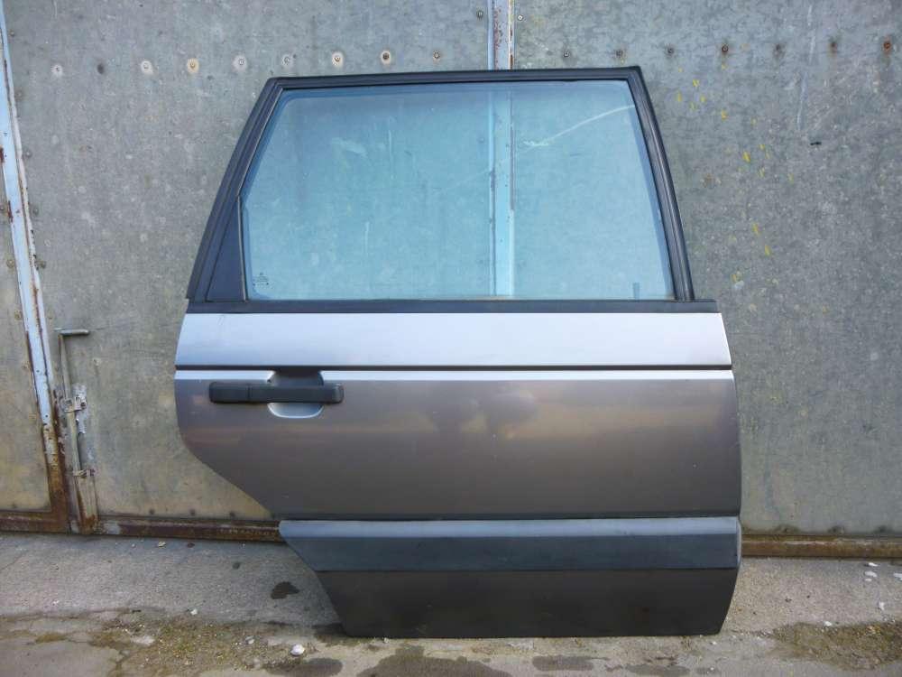 VW Passat 35i Variant von 1988 bis 1993 Tür Hinten Rechts Farbe: Grau