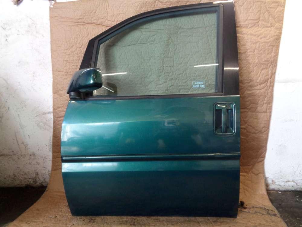 Lancia Zeta 2,0 Bj:1999 Tür Vorne Links Grün Metallic Farbecode : 366
