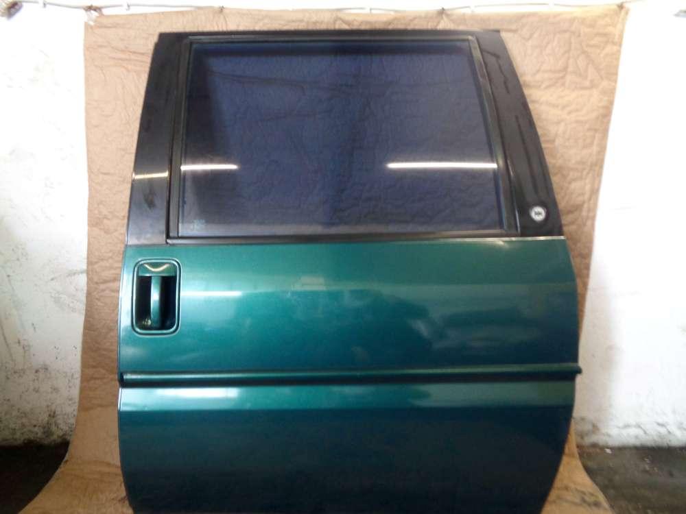 Lancia Zeta 2,0 Bj:1999 Tür Hinten Links Grün Metallic Farbecode : 366