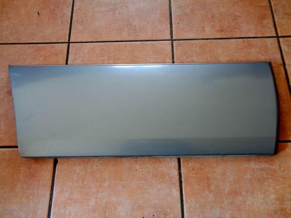 Mercedes Benz W124 Saccobrett Beplankung Tür Hinten Rechts 1246901840 Silber