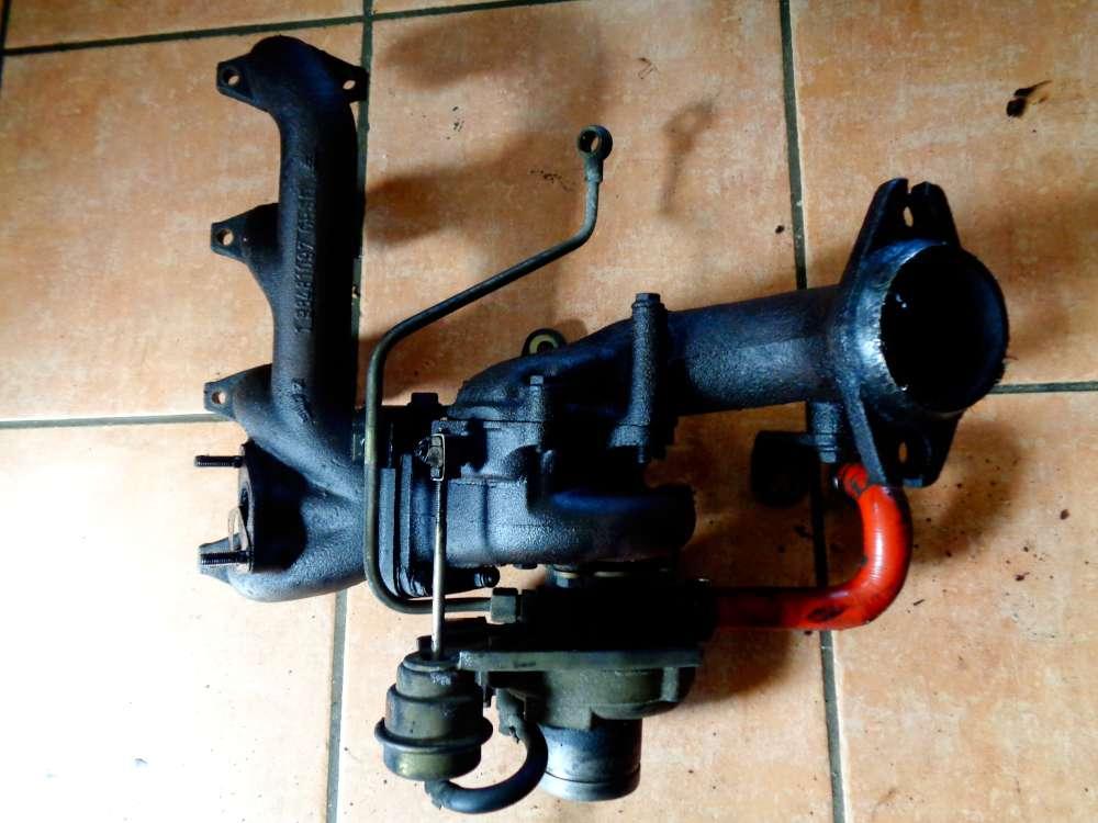 Fiat Ducato 2,5 TDI Bj:96 Turbolader Reparatur K14-98428577 53149707016