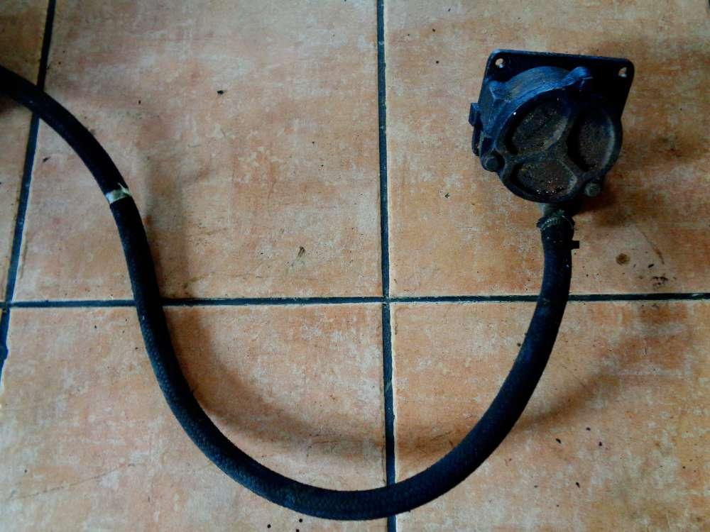 Fiat Ducato 2,5 TDI Bj:96 Unterdruckpumpe Vakuumpumpe Pumpe Druckpumpe mit Schlauch