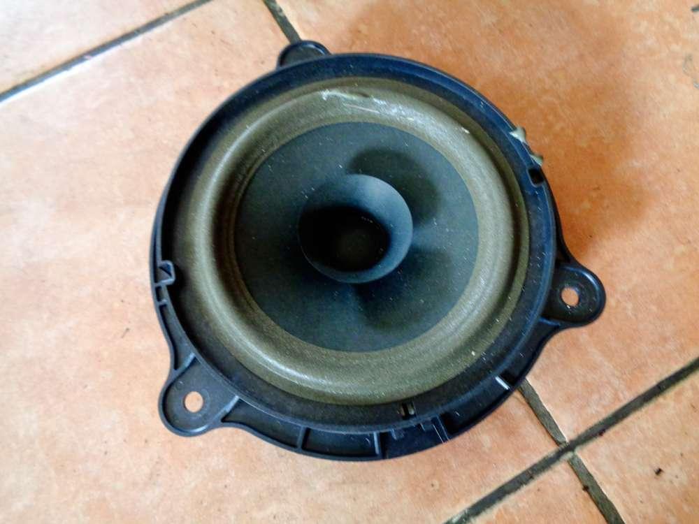 Nissan Note E11 Bj 2007 Lautsprecher Vorne Rechts 7606500454