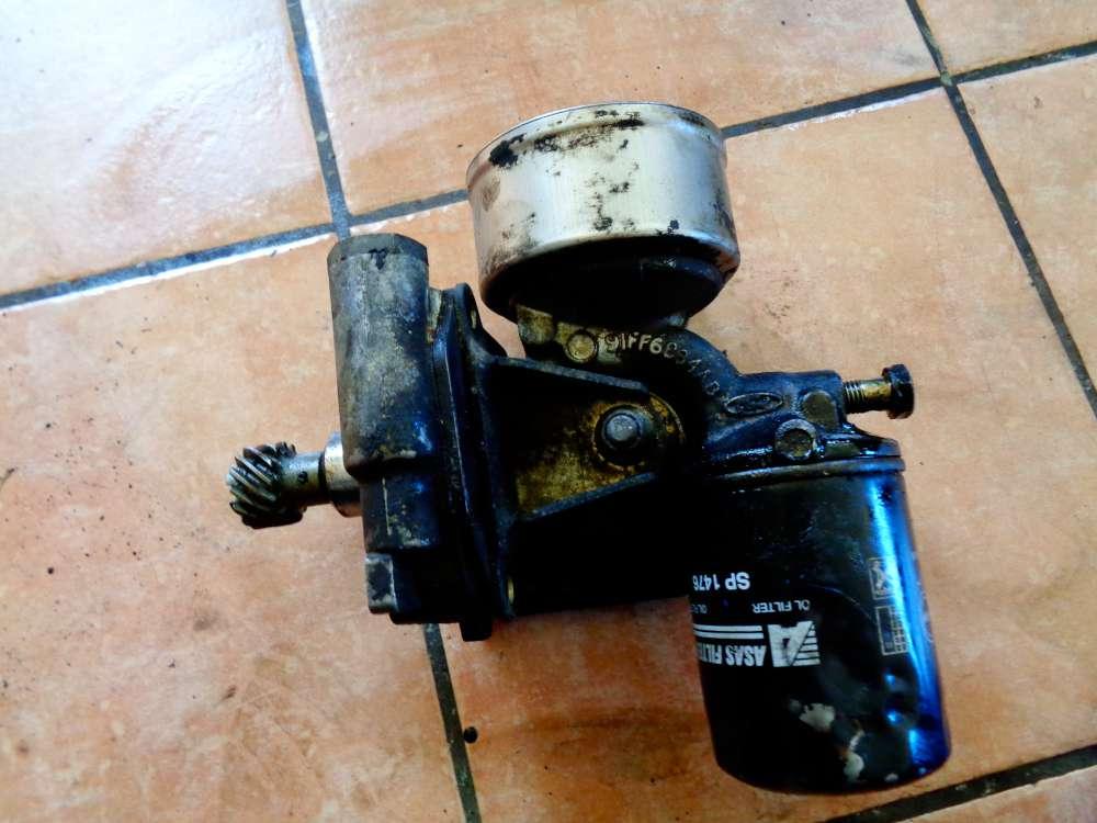 Ford Mondeo 1.8L Bj:97 Motorteile Ölpumpe 91FF-6884-AB
