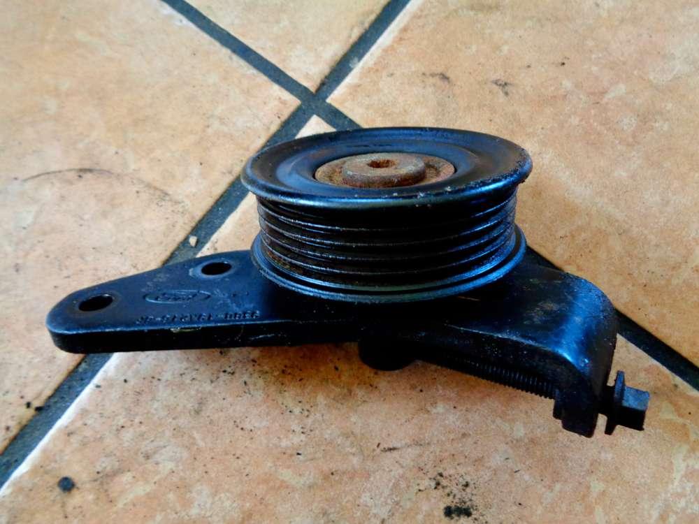 Ford Mondeo 1.8L Bj:97 Spannarm Spannrolle Spannelement Riemenspanner 93BB19A216GF