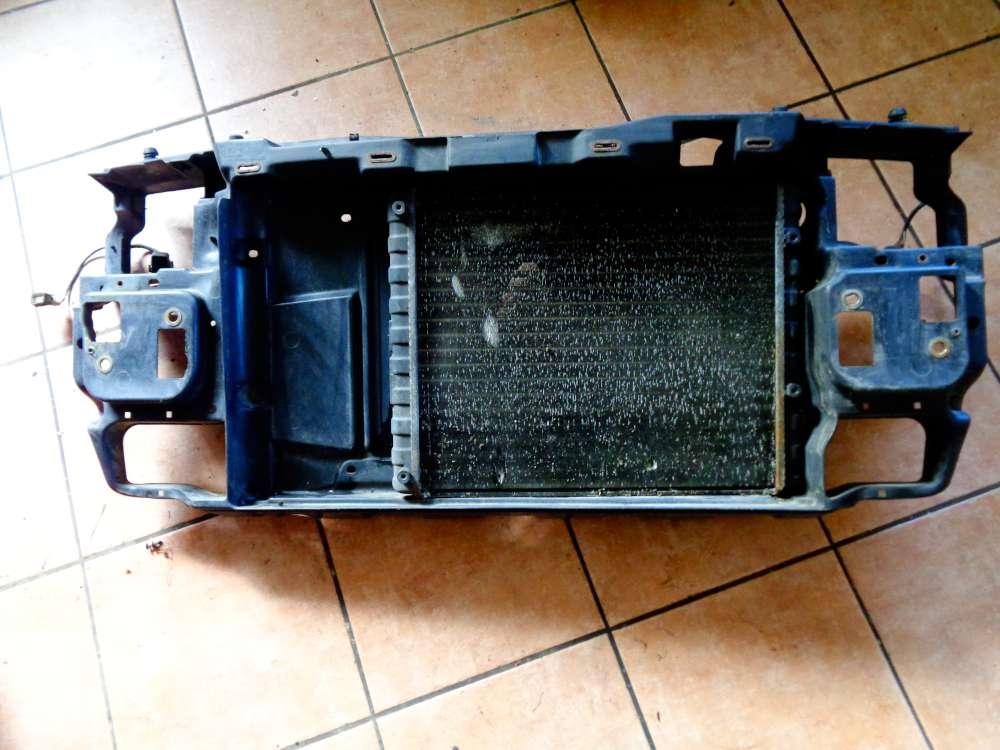 VW Polo 6N Bj:1997 Schlossträger mit Wasserkühler Klimaanlage 6N0805594