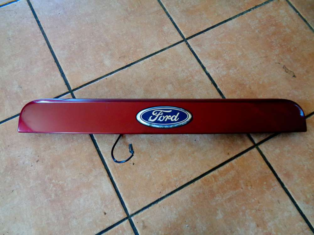 Ford Mondeo 3 Kombi BWY Heckklappe Kennzeichenbeleuchtung Griff  1S71N43400 Farbe Rot I3