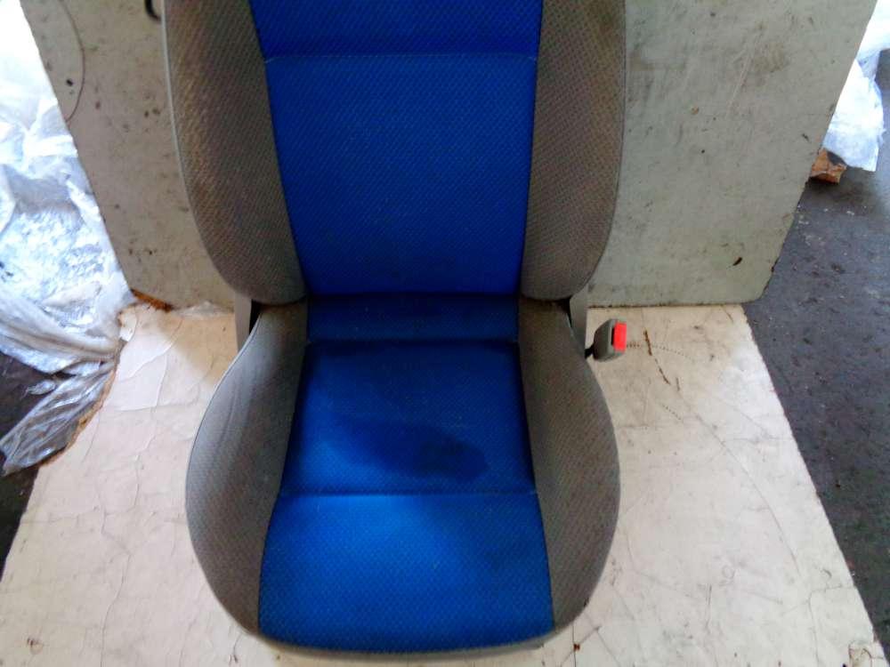 VW Polo 6N2 Bj:2000 3 Türer Beifahrersitz Sitze Vorne Rechts