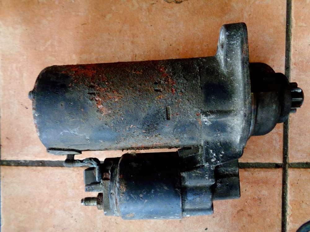 VW Anlasser Starter Original : 02A911023R Bosch:1005821144 0001125012