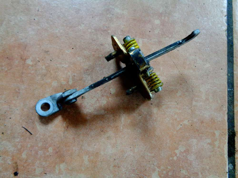 Renault Megane Scenic Bj:99 Türfangband Türstopper Türbremse Hinten Rechts