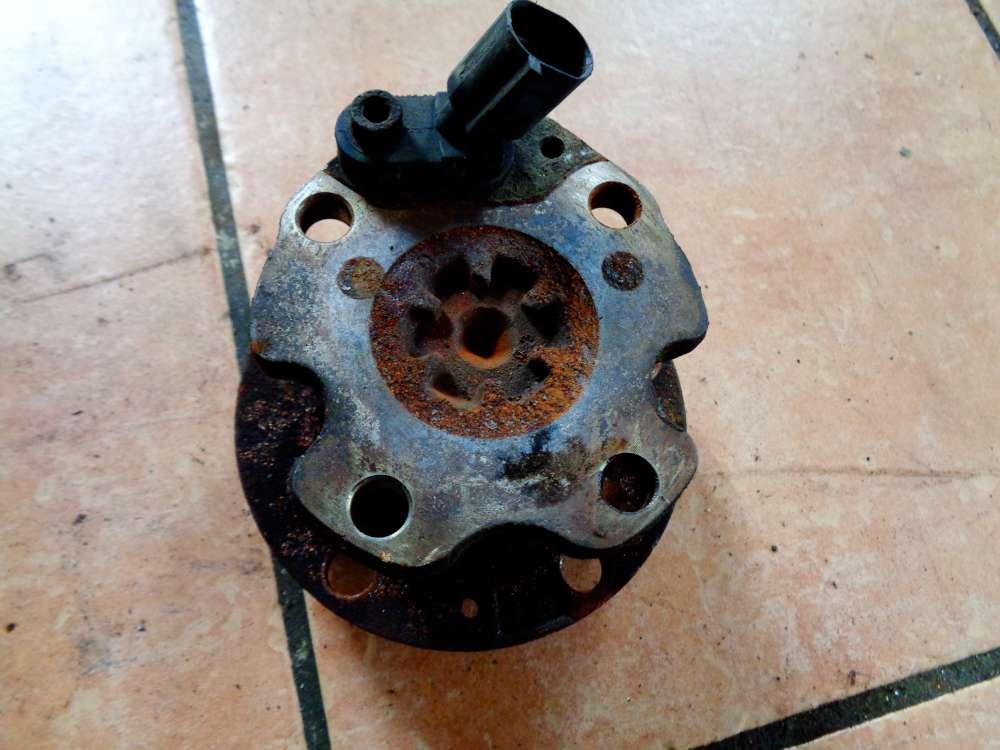 VW Golf 4 IV BJ 99 Radlagergehäuse Achsschenkel Hinten Links
