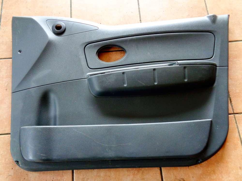 Chevrolet Matiz Bj 2007 Türverkleidung Türpappe Vorne Rechts 96602222