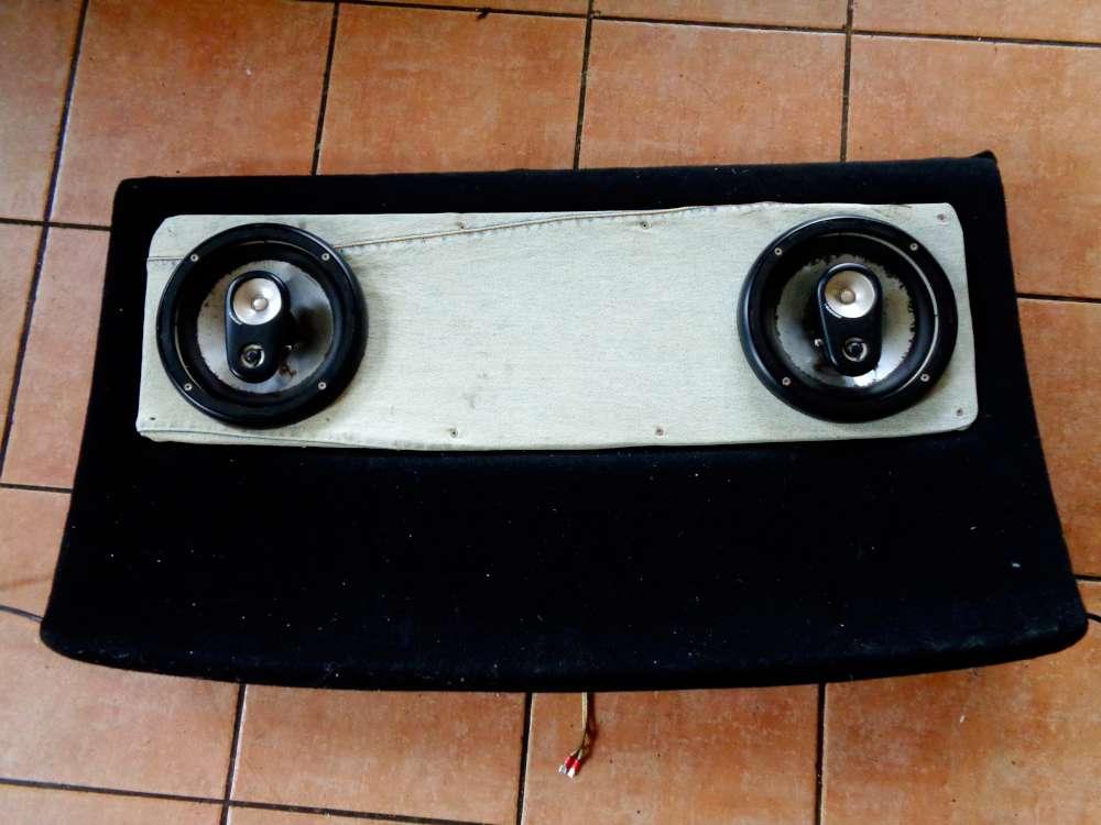 VW Golf 3 III Hutablage Laderaumabdeckung Abdeckung mit Lautsprecher 1H6867769