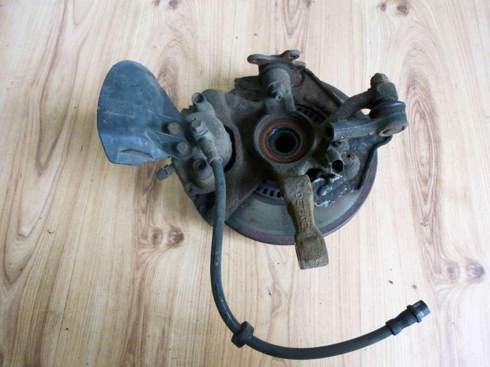 VW Polo 6N2 Bj:97  Radlagergehäuse v´Vorne Links  Achsschenkel Bremssattelträger