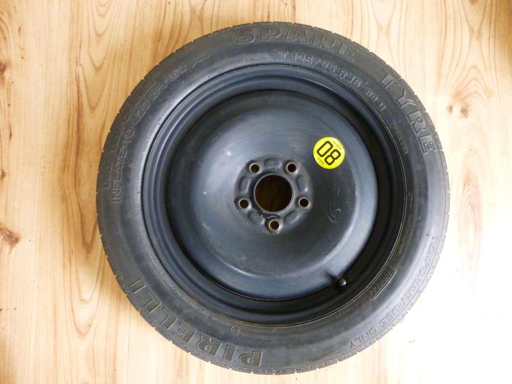 Ford Focus Notrad T125/85R1699M  4.0BX16X25  1S71MHI06355 Pirelli
