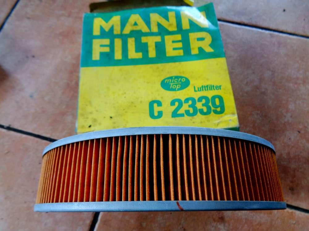 MANN-FILTER Luftfilter C 2339