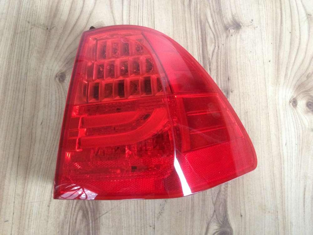 BMW, E91, 3er LCI, Facelift, Rücklicht, Heckleuchte, LED, links 63217154159