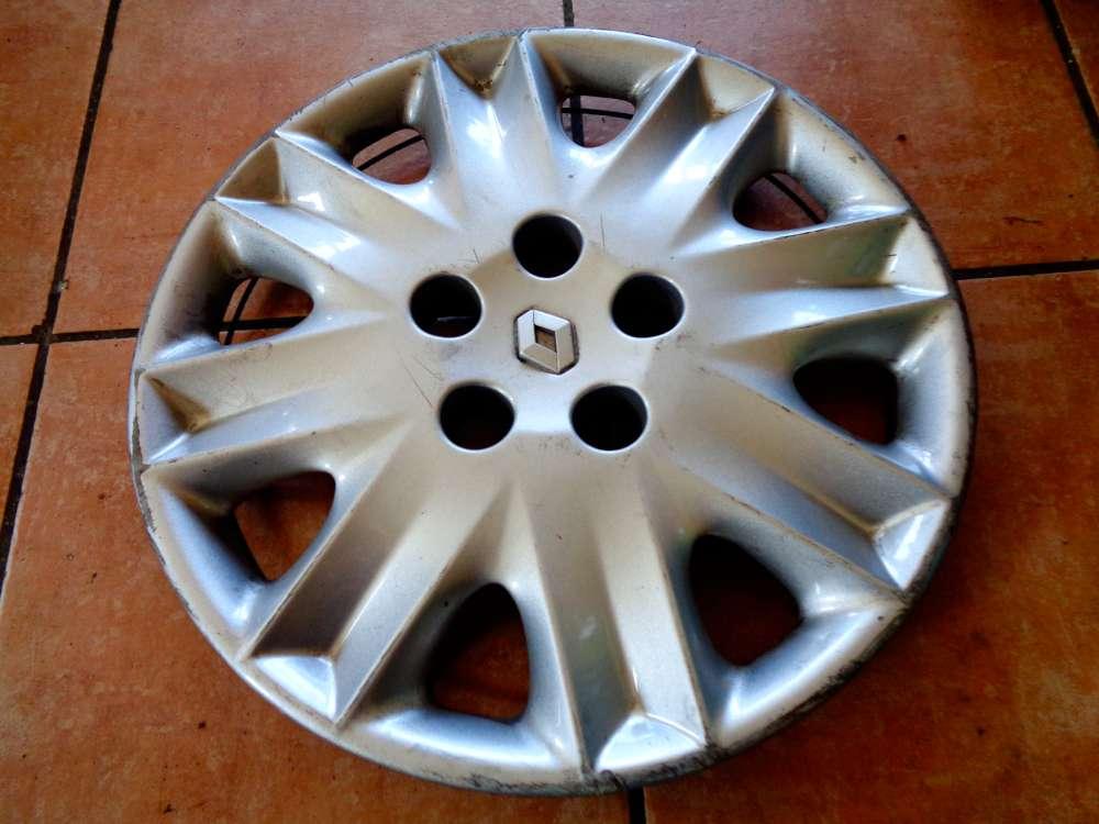 Renault Radkappen Radzierblenden 15 Zoll 6025313634