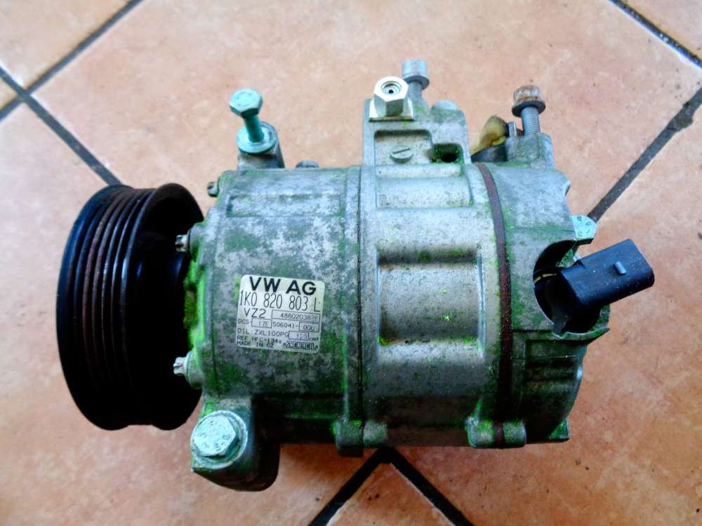 VW Audi A4 Bj:2002 2.0 Klimakompressor 1K0820803L