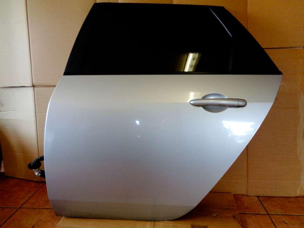 Nissan Primera P12 Kombi Bj:03 Tür Hinten Links Grau Farbcode: KLO