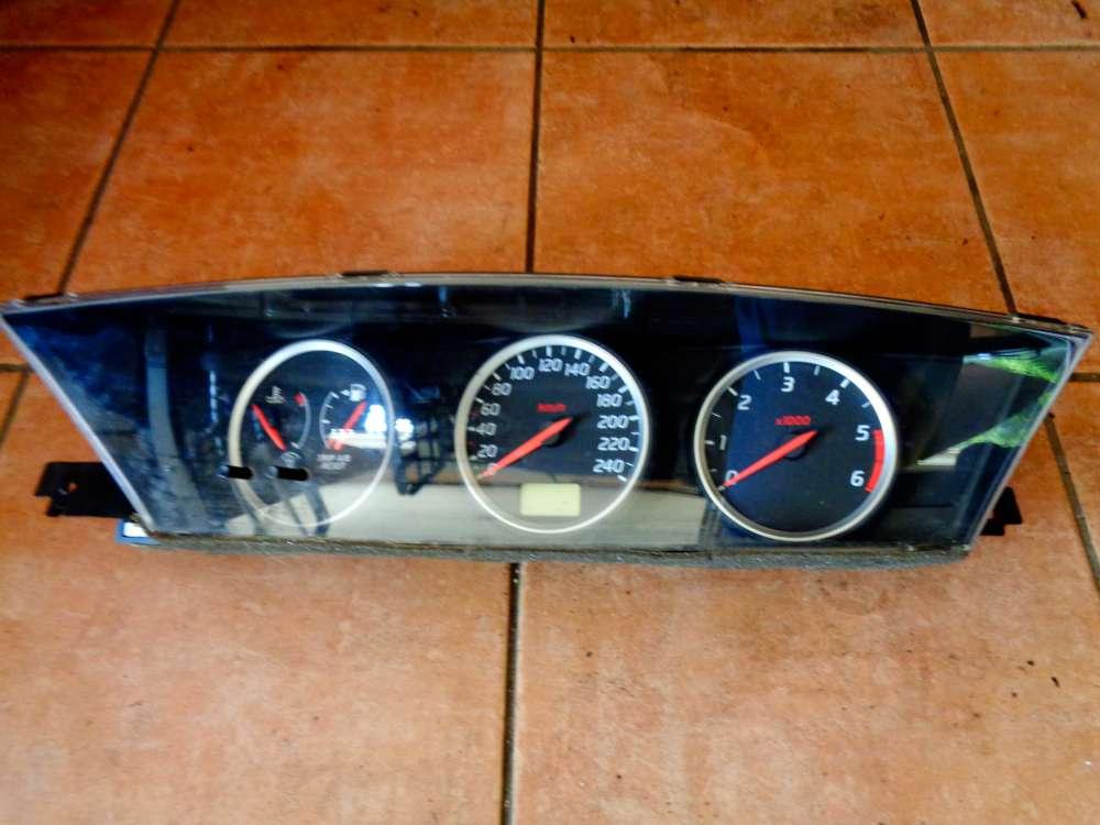 Nissan Primera P12 Kombi Bj:03 Tacho Kombiinstrument