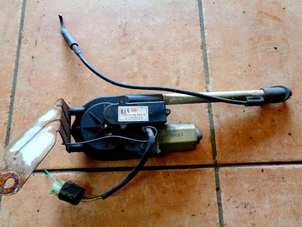 KIA Carnival Bj:2005 2,9 CRDI Antenne Elektrisch ausfahrbar OK55366930E