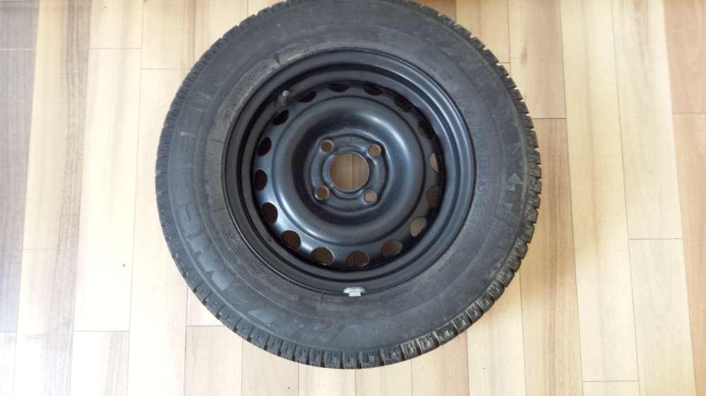 1 x Stahlfelgen für Opel Astra F  5.5Jx14  ET:46  175/70 R13 82T  4Loch Michelin
