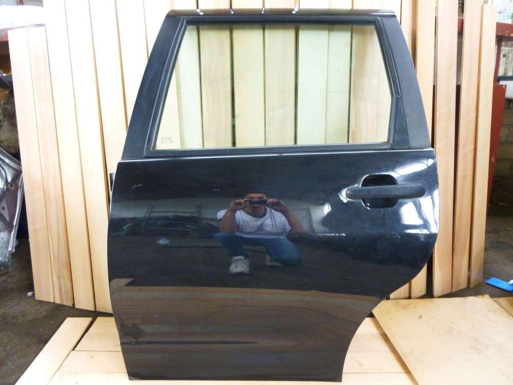 Seat Cordoba Bj 1999 Tür Hinten Links Schwarz Farbcode: LC9z