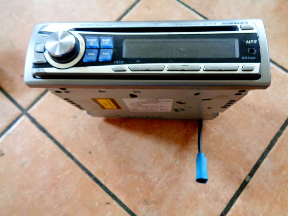 Hyundai Accent MC Bj:07 Radio mit CD