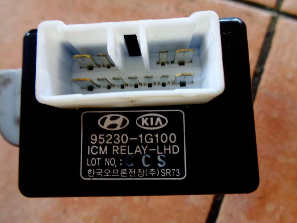 Hyundai Accent MC Bj:07 Relais Leistungsrelais Arbeitsrelais 95230-1G100