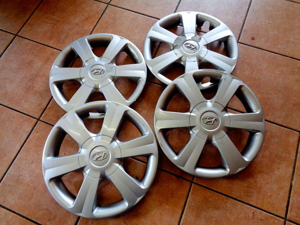 Hyundai Accent Radkappe Radzierblende 14 Zoll 52961-1E000