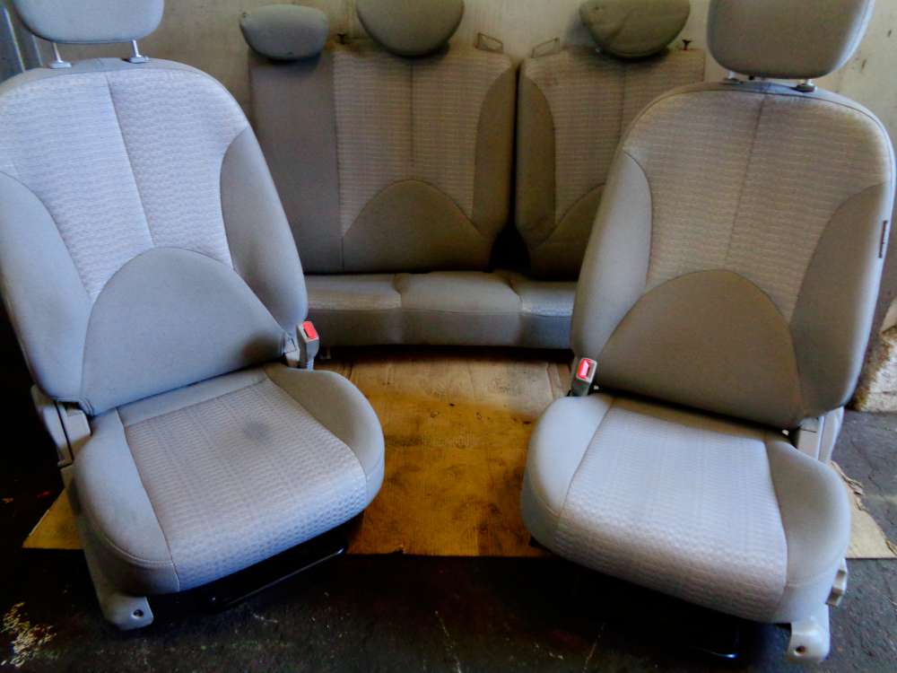 Hyundai Accent MC Bj:07 Sitze Komplett Stoffsitze