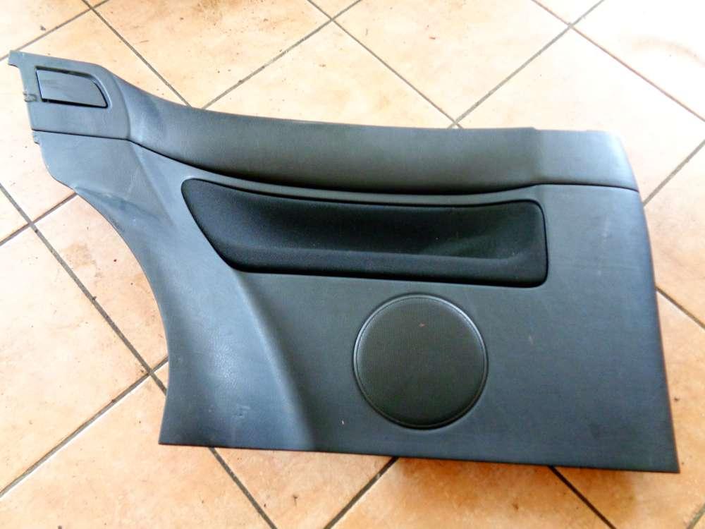 VW Golf 4 Bj:2000 1.4 16V Türverkleidung Seitenverkleidung Hinten Links 1J3867041