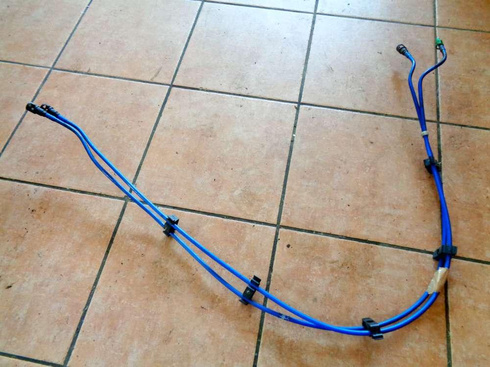 Opel Astra G  Kraftstoffleitung Leitung Rohr Schlauch 09156384 09156383
