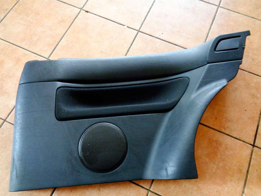 VW Golf 4 Bj:2000 Türverkleidung Seitenverkleidung Hinten Rechts 1J3867042
