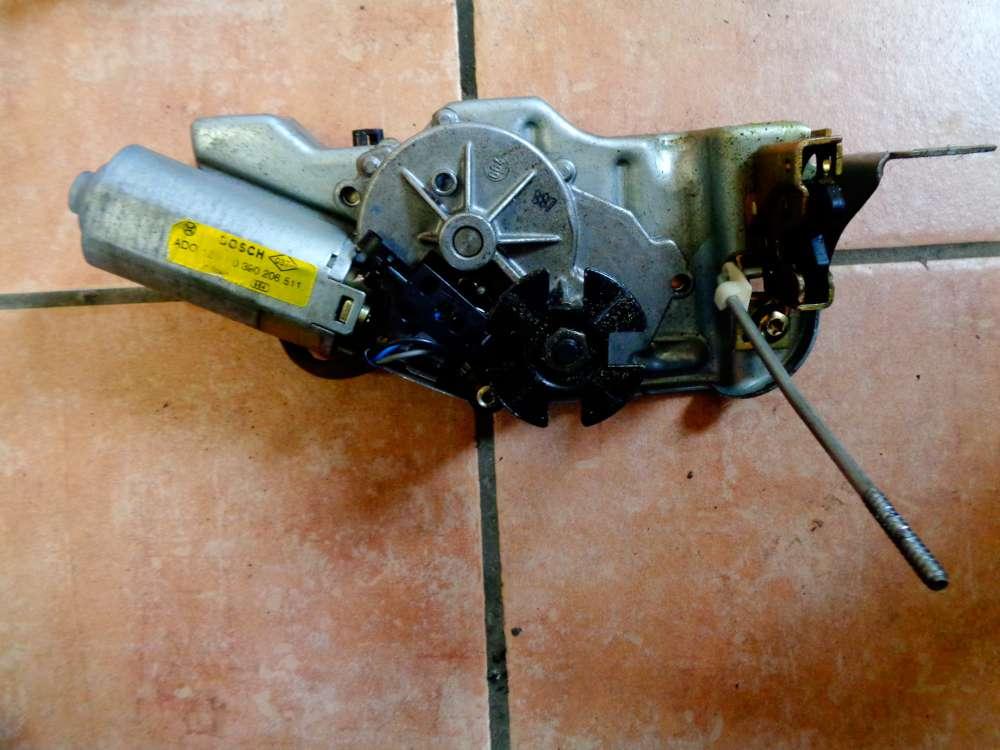 Renault Laguna K56 Scheibenwischermotor Hinten 0390206511 1397020052
