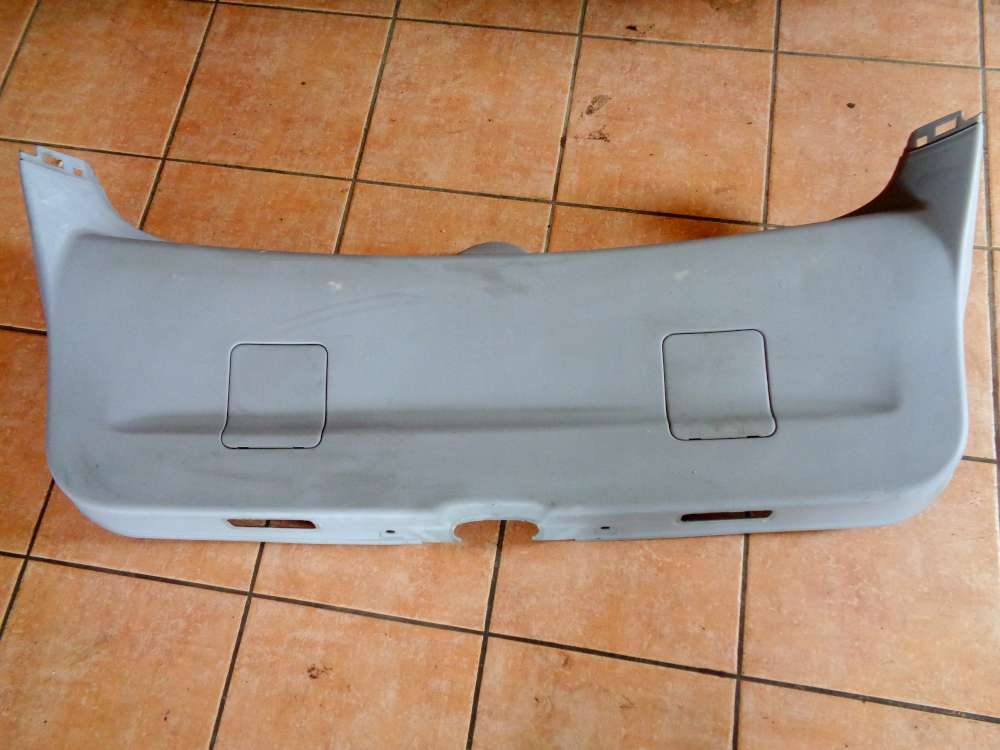 Nissan Primera P12 Bj:03 Verkleidung Heckklappe