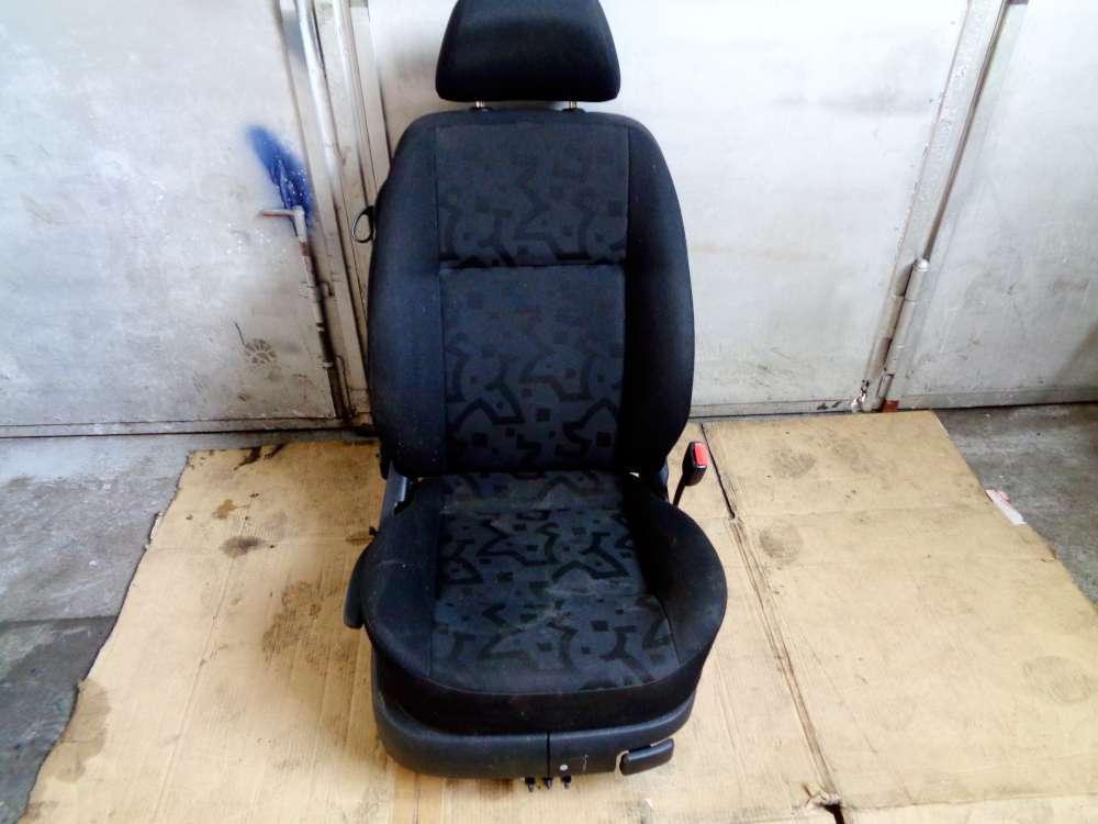 VW Golf 4 Bj:2000  3 Türer Beifahrersitz Sitz Vorne Rechts