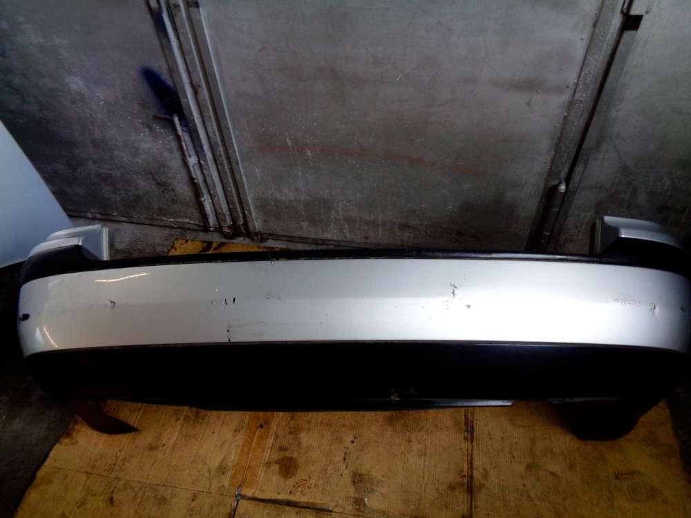 VW Golf 4 Kombi Bj:2002 Stoßstange Hinten 1J9807421 Silber Farbcode: LB7Z
